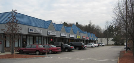 Brook Plaza - A Sousa Realty & Development Commercial Property